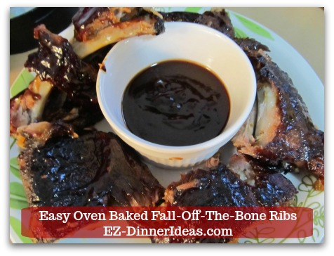 Baby Back Pork Ribs Recipe | Easy Oven Baked Fall-Off-The-Bone Ribs - You can enjoy the restaurant quality from your oven at home.  I am sure this will be top of your favorite recipe list.