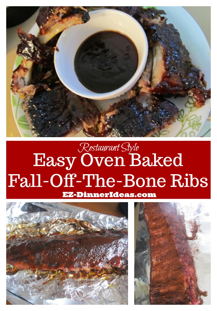 This baby back pork ribs recipe is so easy and low maintenance with restaurant quality.  It is best served in cold weather.