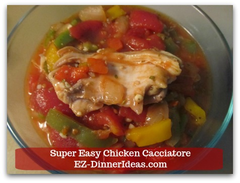 This Italian chicken dinner recipe is perfect for busy parents and slow cooker fans. This is a super easy recipe to make at home.