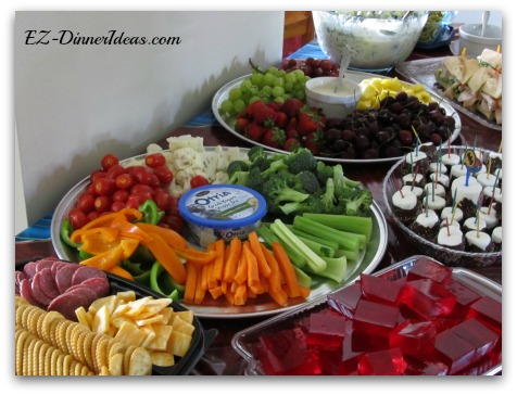 A lot of meal ideas for you to prepare for different and special occasions.