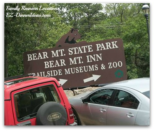 Here is another state park with different kinds of facilities for the public, such as swimming pool, a small zoo and museum.  Could it be one of the places for your family reunion?