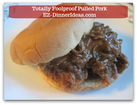 Pulled Pork Barbecue Recipe - What made this so special?  It is so easy even someone has never been to a kitchen can do it.  Seriously?  Yes!