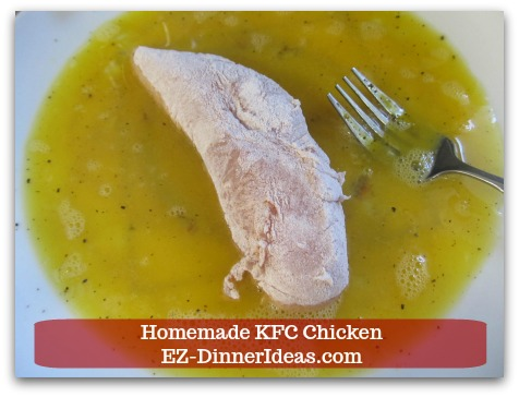 You will be surprised how much chicken you cook and how much left before dinner is officially started.
