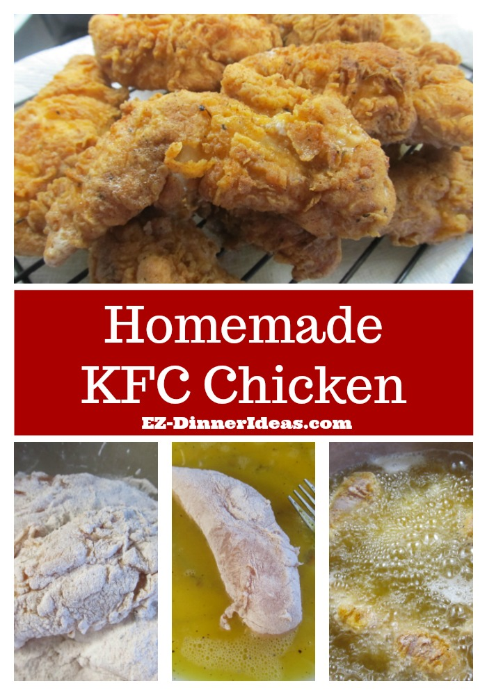 KFC fried chicken recipe is the famous chicken recipe that you can make A LOT at home with super low price.  Make it together with your family is even better.