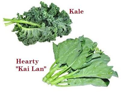 Kale vs