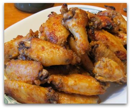 Oven Baked Buffalo Wings