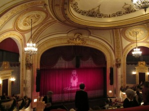 Stage of the Proctors