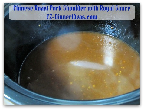 Crockpot Pork Roast Recipe - Stir roux into the rest of the cooking liquid to thicken the sauce