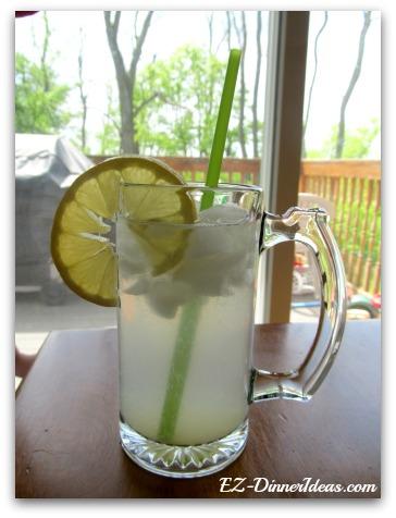 Simply Healthier Lemonade Concentrate