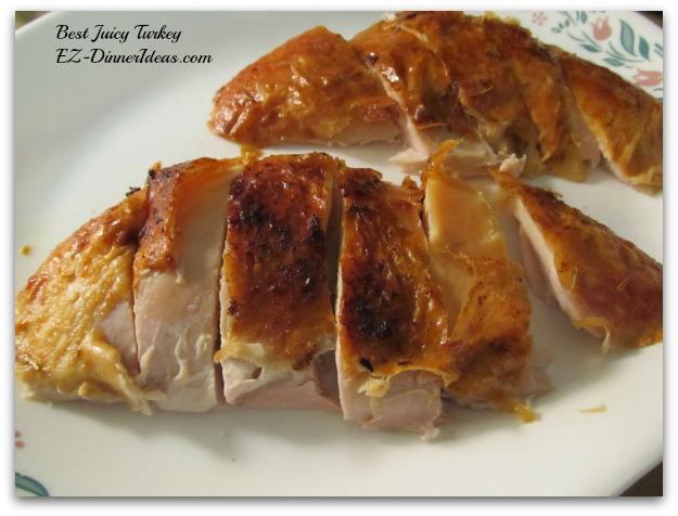 Best Juicy Turkey