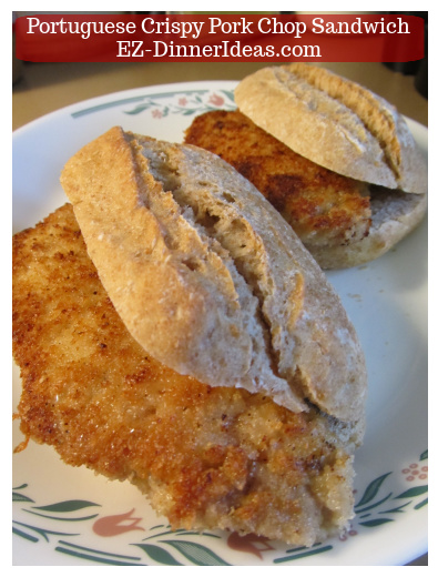 how to cook crispy pork chops in the oven
