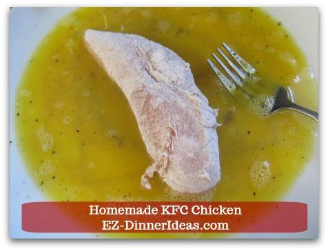 Homemade KFC Chicken
