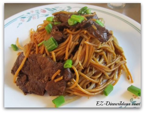 Hongkong stir-fry beef spaghetti may only available in mom and pop store and far away from home.  But you can cook this one   dish meal at any time now.