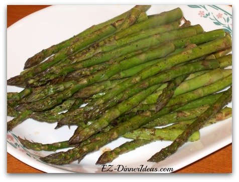 Outback Steakhouse Asparagus