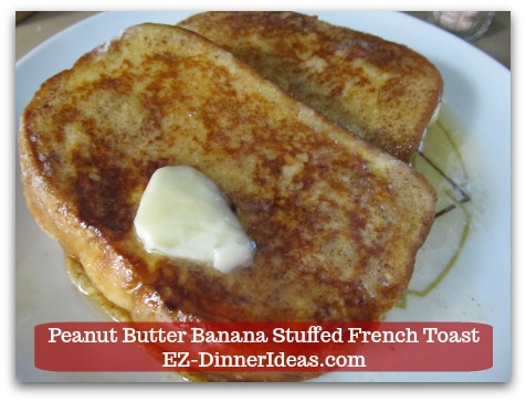 Banana French toast recipe is super easy.  You can make a restaurant-style breakfast for 2 under 20 minutes with a very low budget.