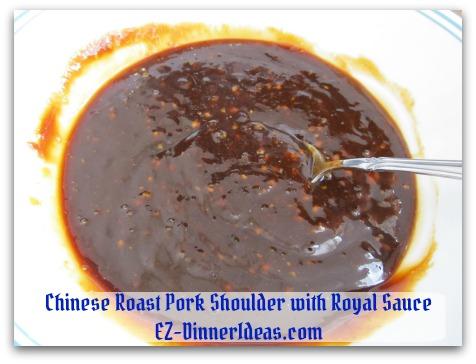 Crockpot Pork Roast Recipe - Make Chinese Royal Sauce