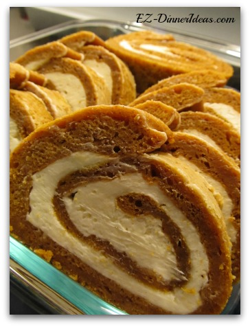 No-Towel Pumpkin Roll
