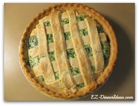 Starbucks Spinach Quiche Recipe