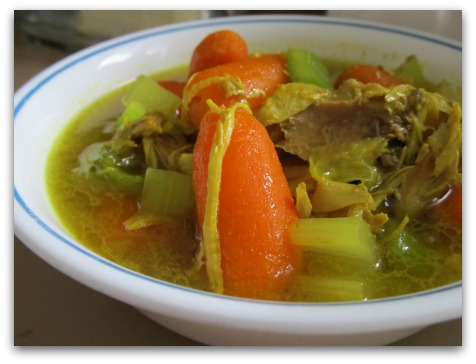 World Best Chicken Soup